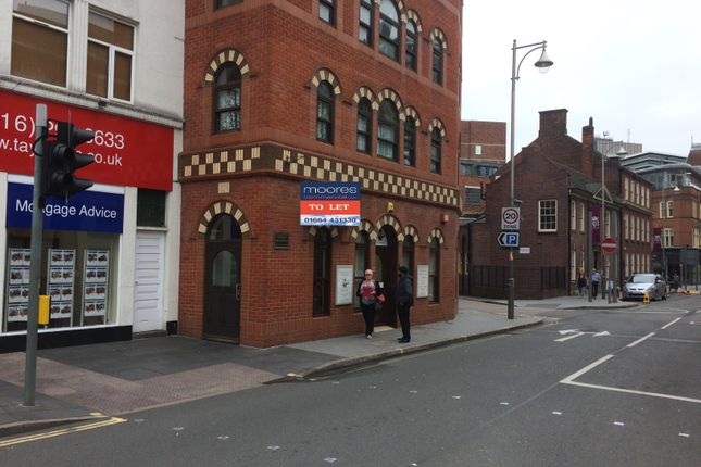 Thumbnail Office to let in Rutland Street, Leicester
