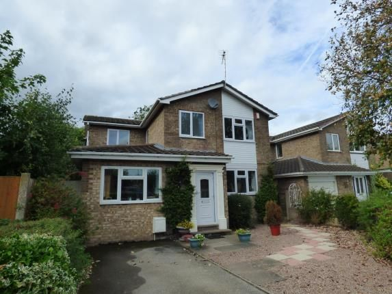 Thumbnail Detached house for sale in Valley Close, Alsager, Stoke-On-Trent, Cheshire