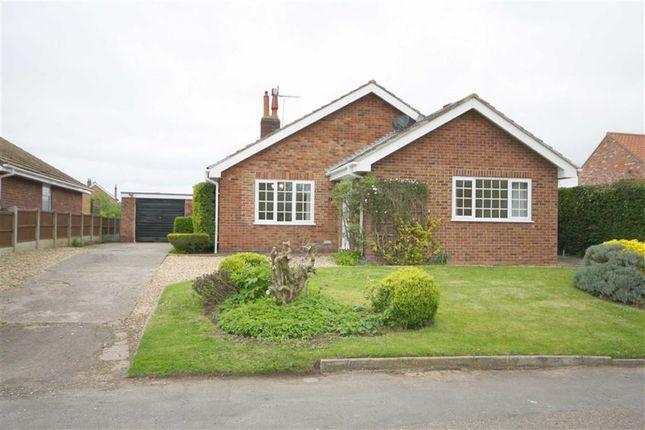 Thumbnail Detached bungalow for sale in Watkins Lane, Sturton Le Steeple, Nottinghamshire