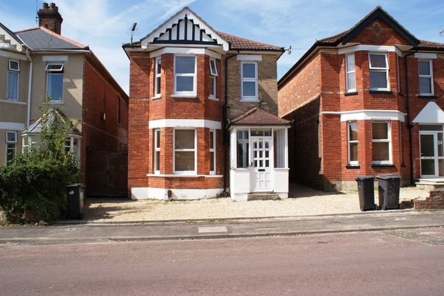 Thumbnail Detached house to rent in Stanfield Road, Winton, Bournemouth
