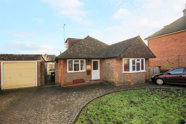 Thumbnail Detached bungalow to rent in Station Road, Burgess Hill