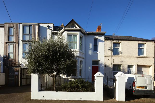 Thumbnail Property for sale in Severn Road, Canton, Cardiff