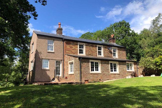 Thumbnail Detached house for sale in Riverforge, Carleton, Cumbria, Carlisle