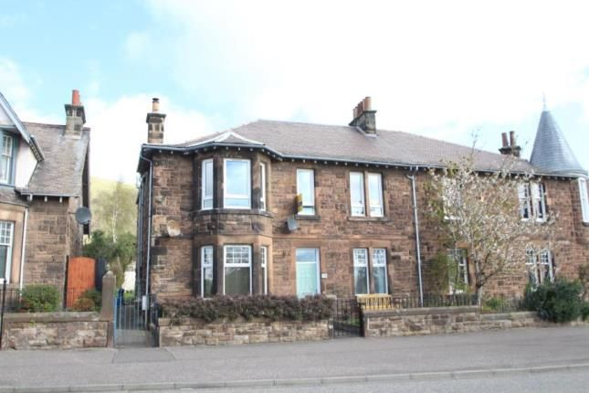 Thumbnail Flat for sale in Aberdour Road, Burntisland, Fife