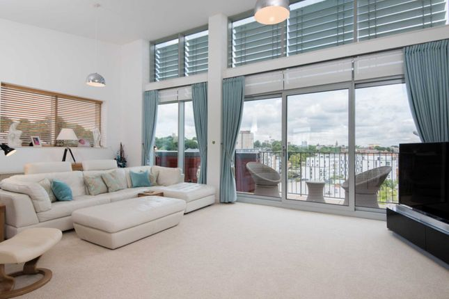 Thumbnail Penthouse for sale in Geoffrey Watling Way, Norwich