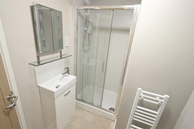 Shower Room of Wellington Street, Sheffield S1