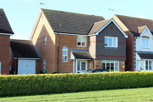 Thumbnail Detached house for sale in Woodland View, Spilsby