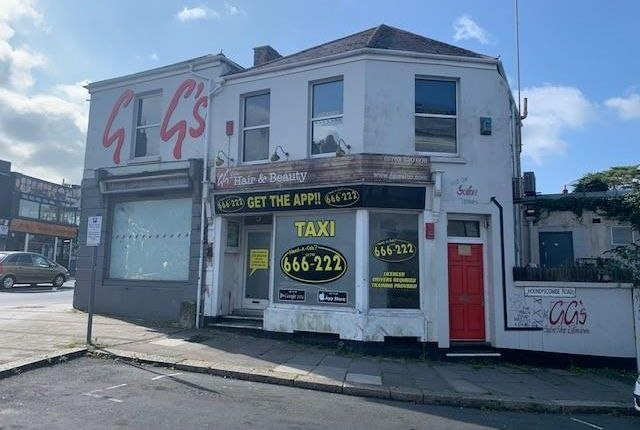 Thumbnail Retail premises to let in Ground Floor, 18A Mutley Plain, Plymouth, Devon