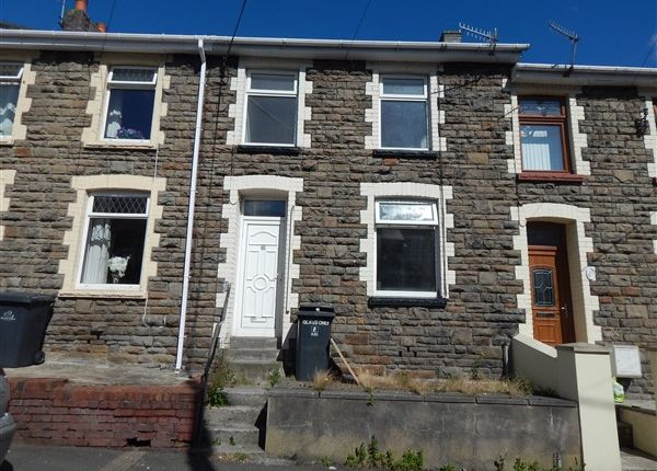 Thumbnail Terraced house to rent in Lancaster Street, Blaina, Abertillery