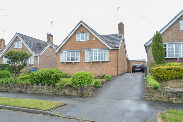 Front of Thornbridge Crescent, Chesterfield S40