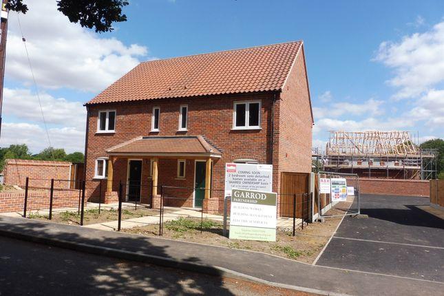 Thumbnail Semi-detached house for sale in Eastgate Street, North Elmham, Dereham
