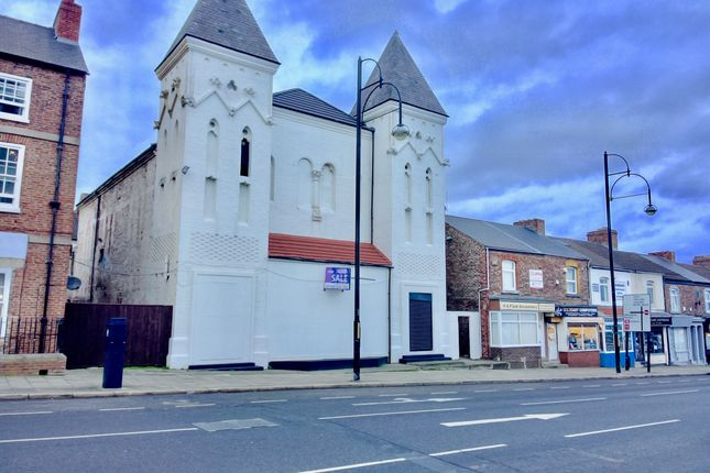 Thumbnail Land for sale in Church Road, Stockton
