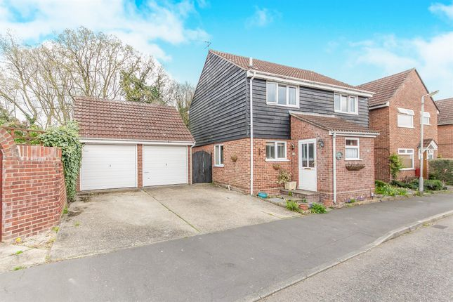 Thumbnail Detached house for sale in Blackwater Avenue, Colchester