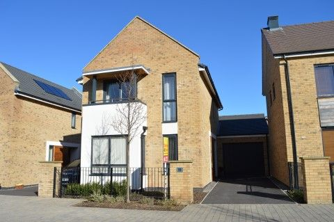 Thumbnail Detached house for sale in Cheshire Avenue, Locking Parklands, Weston-Super-Mare