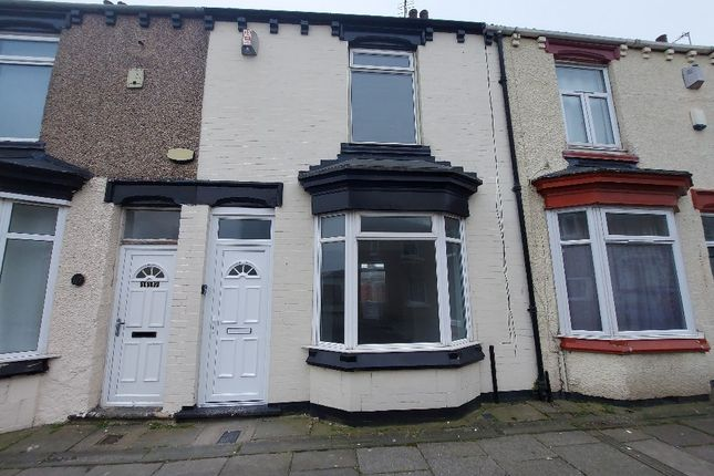 2 bed terraced house to rent in Beaumont Road, Middlesbrough TS3