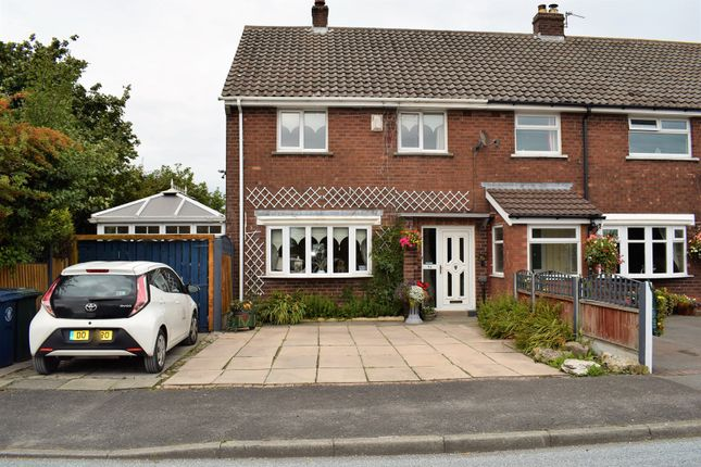 Thumbnail Semi-detached house for sale in Higgins Lane, Ormskirk