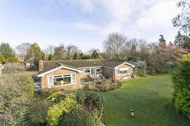 Thumbnail Bungalow for sale in Pump Close, Leybourne, West Malling