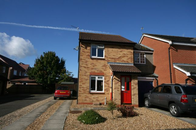 2 bed semi-detached house to rent in Casterbridge Court, Hardingstone, Northampton NN4