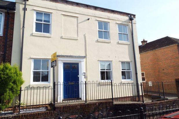 Thumbnail Maisonette to rent in Middlebridge Street, Romsey