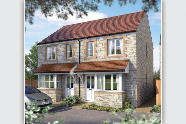 "Thumbnail Property for sale in ""The Sherston"" at Hallatrow Road, Paulton, Bristol"