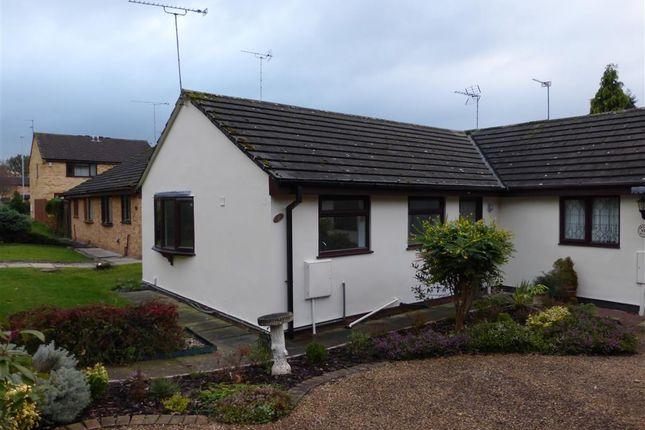 Thumbnail Bungalow to rent in Leighton Avenue, Loughborough