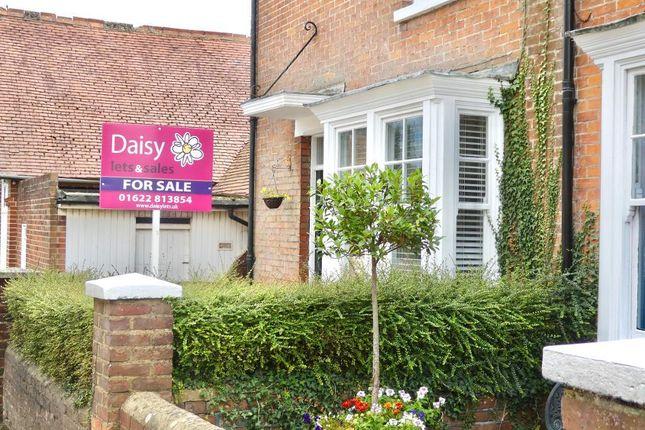 Thumbnail Semi-detached house for sale in High Street, Lenham, Maidstone, Kent