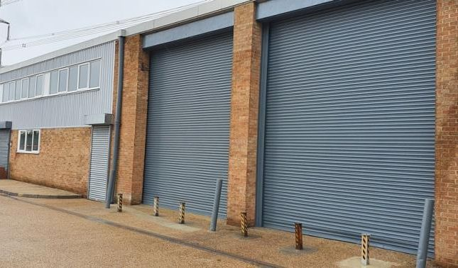 Industrial to let in Unit 3, St Georges Estate, Goodwood Road, Eastleigh