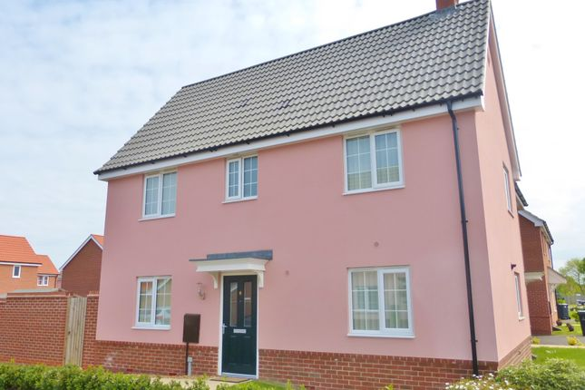 Thumbnail Semi-detached house for sale in Ash Close, Dereham