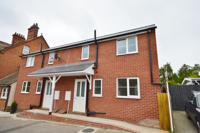 Thumbnail Semi-detached house to rent in Waterloo Avenue, Leiston