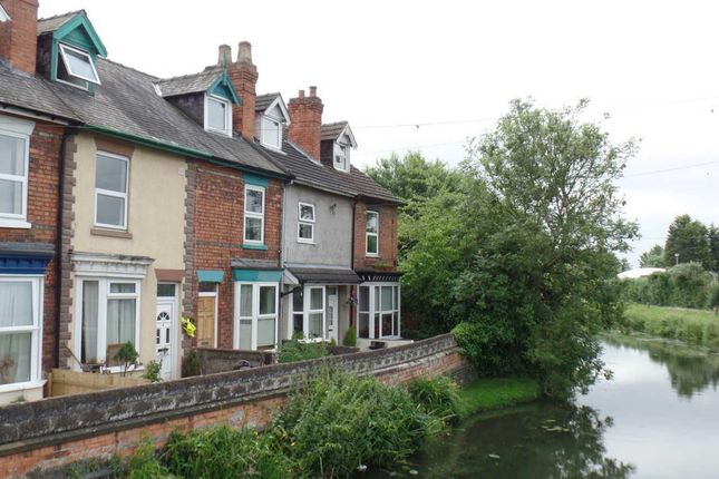 River Frontage of Eastern Terrace, Lincoln LN5
