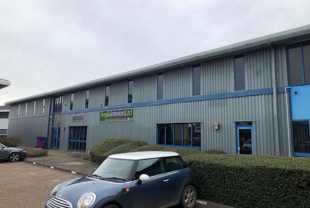 Thumbnail Industrial for sale in Railton Road, Kempston