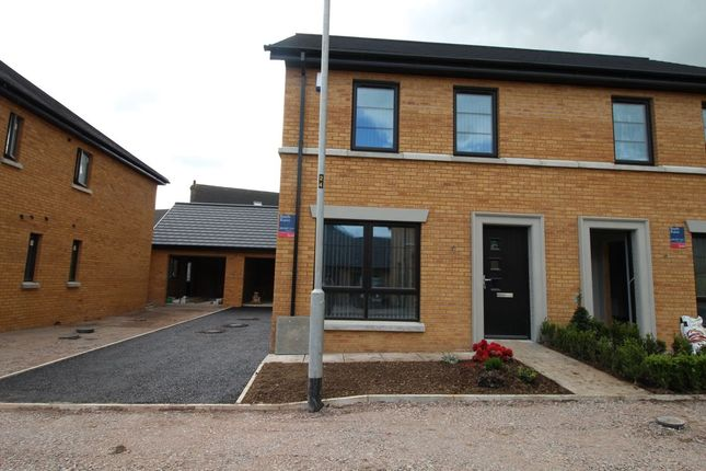 Thumbnail Semi-detached house to rent in Stable Lane, Kesh Road, Lisburn