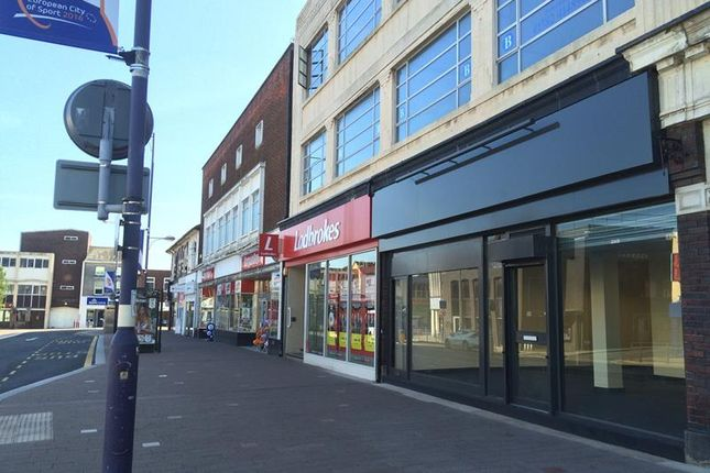 Thumbnail Retail premises to let in 20-22 Campbell Place, Stoke, Stoke On Trent