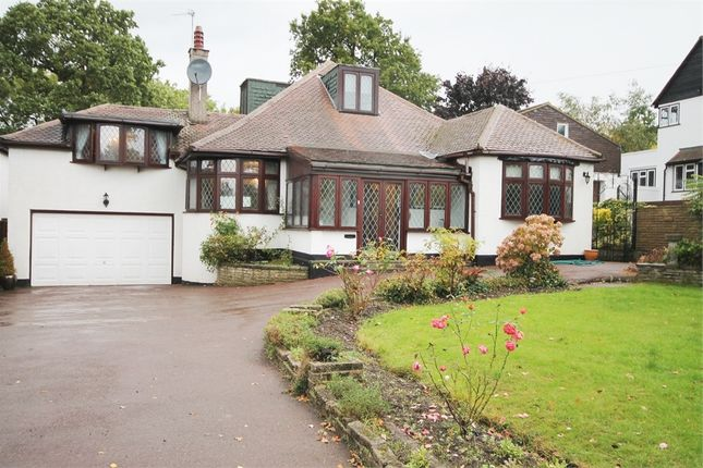 Thumbnail Semi-detached bungalow to rent in Barnfield Wood Road, Beckenham