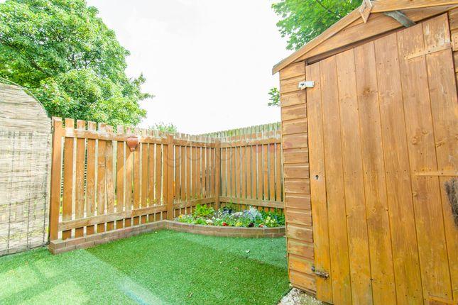 Rear Garden 2 of Astcote Court, Kirk Sandall, Doncaster DN3