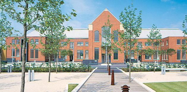 Thumbnail Office to let in Unit 5, School House, Third Avenue, Trafford Park, Manchester