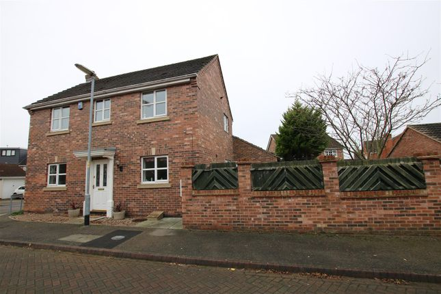 3 bed detached house for sale in Mitchell Drive, Lincoln LN1