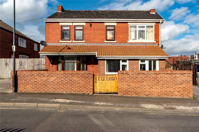 Thumbnail Flat for sale in Bungalow Road, Edlington, Doncaster