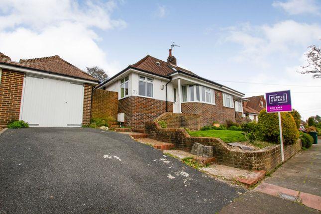 The Property of Redhill Drive, Brighton BN1