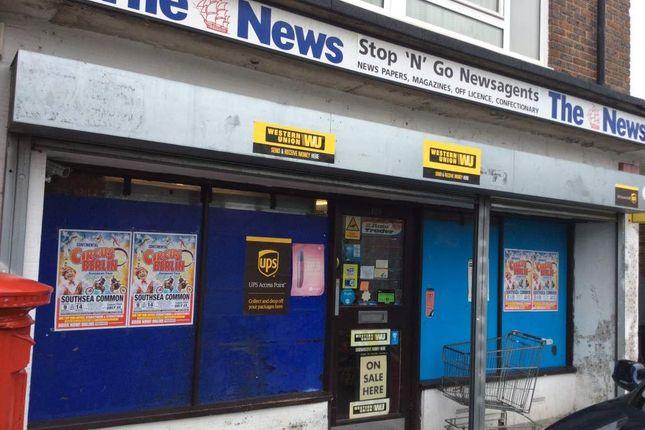 Retail premises for sale in Arundel Street, Portsmouth