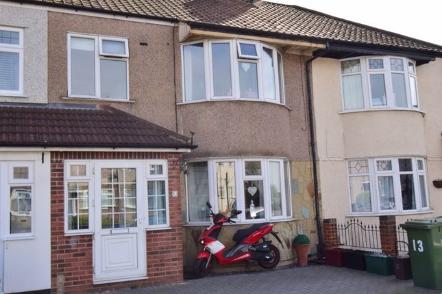 Thumbnail Terraced house for sale in Herbert Road, Bexleyheath