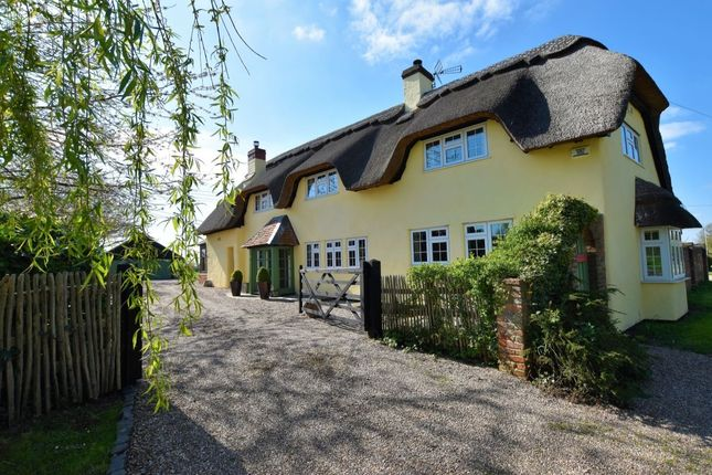 Thumbnail Detached house for sale in Radford Road, Rous Lench, Evesham