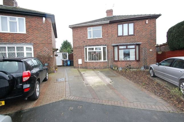 Thumbnail Property to rent in Jackson Avenue, Stretton, Burton Upon Trent, Staffordshire