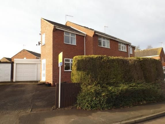Thumbnail Semi-detached house for sale in Daleside, Cotgrave, Nottingham
