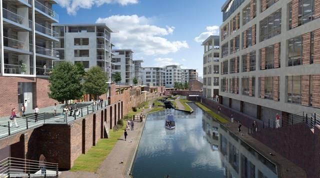 Office for sale in Eastside Locks, Eastside, Birmingham, West Midlands