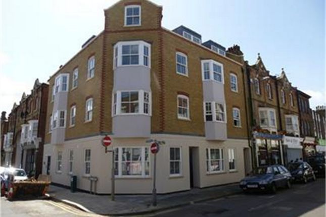 Thumbnail Flat to rent in East Street, Herne Bay, Kent