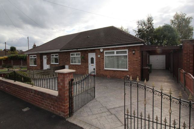 Thumbnail Bungalow to rent in St. Ambrose Road, Astley, Tyldesley, Manchester