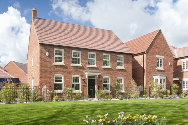 """Thumbnail Detached house for sale in """"Chelworth"""" at Main Road, Earls Barton, Northampton"""