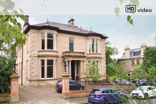 Thumbnail Flat for sale in Cleveden Drive, Kelvinside, Glasgow