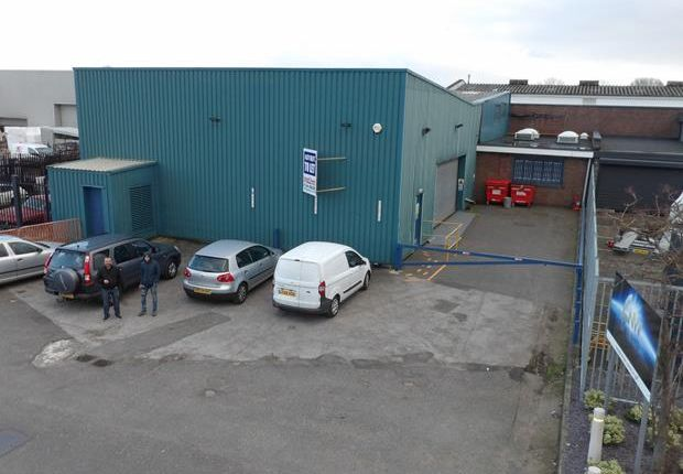 Thumbnail Light industrial to let in Rv Building, Sealand Industrial Estate, Knutsford Way, Chester, Cheshire